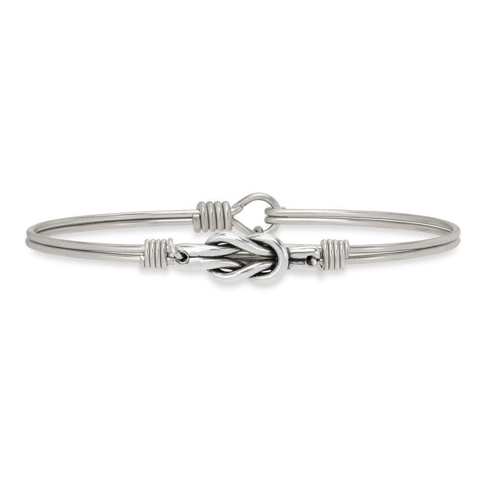 Luca + Danni Love Knot Bangle Bracelet