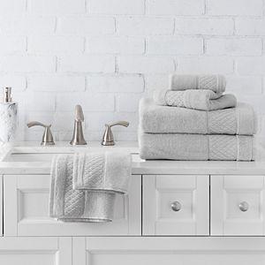 Welhome Hudson 6-piece Bath Towel Set