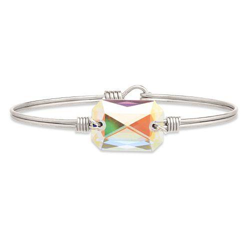 Luca + Danni Dylan Bangle Bracelet in Aurora Borealis