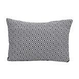 Stratton Home Decor Jacquard Lumbar Pillow