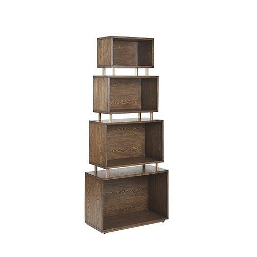 Madison Park Norada Bookcase
