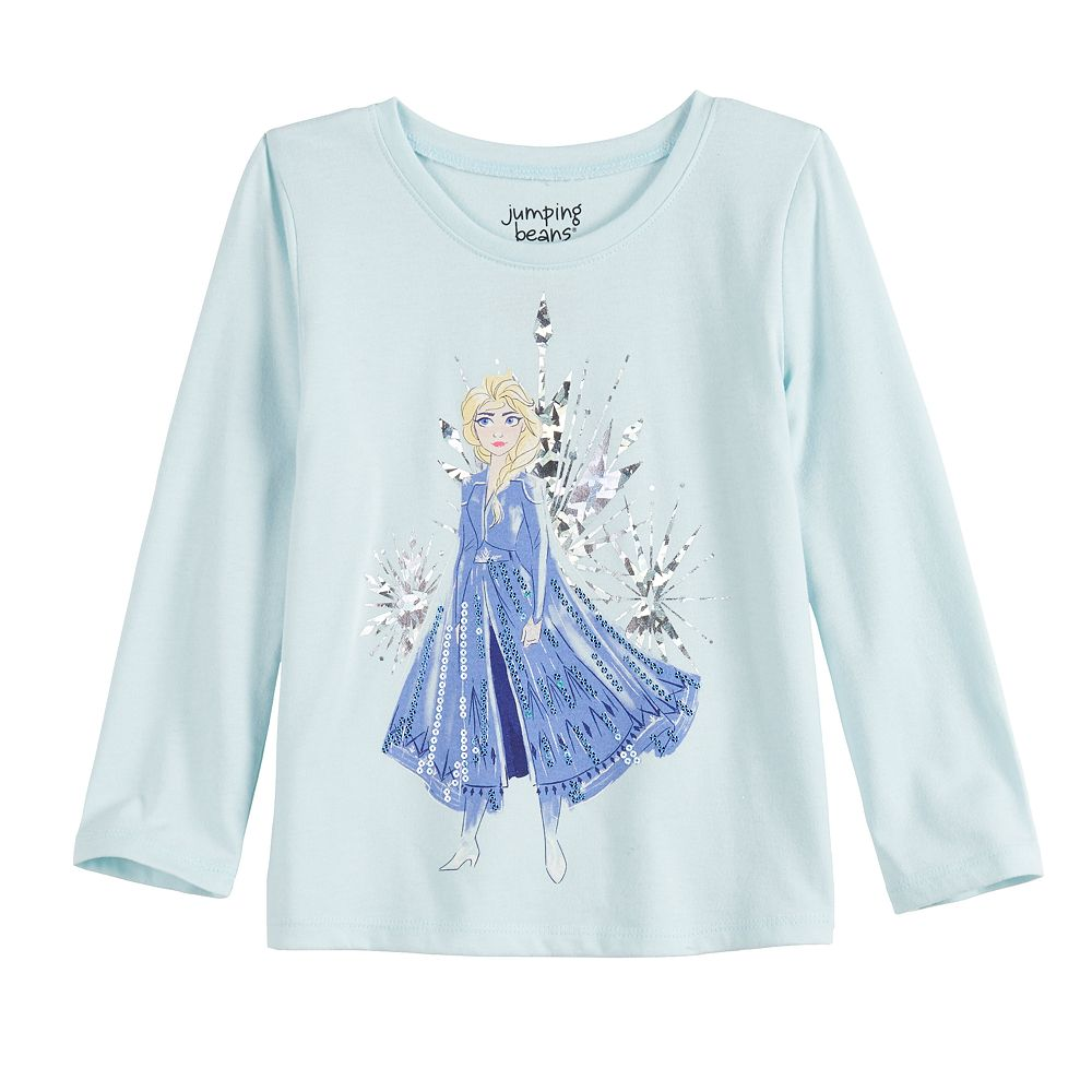 Disney's Frozen 2 Elsa Toddler Girl Graphic Tee by Jumping Beans®