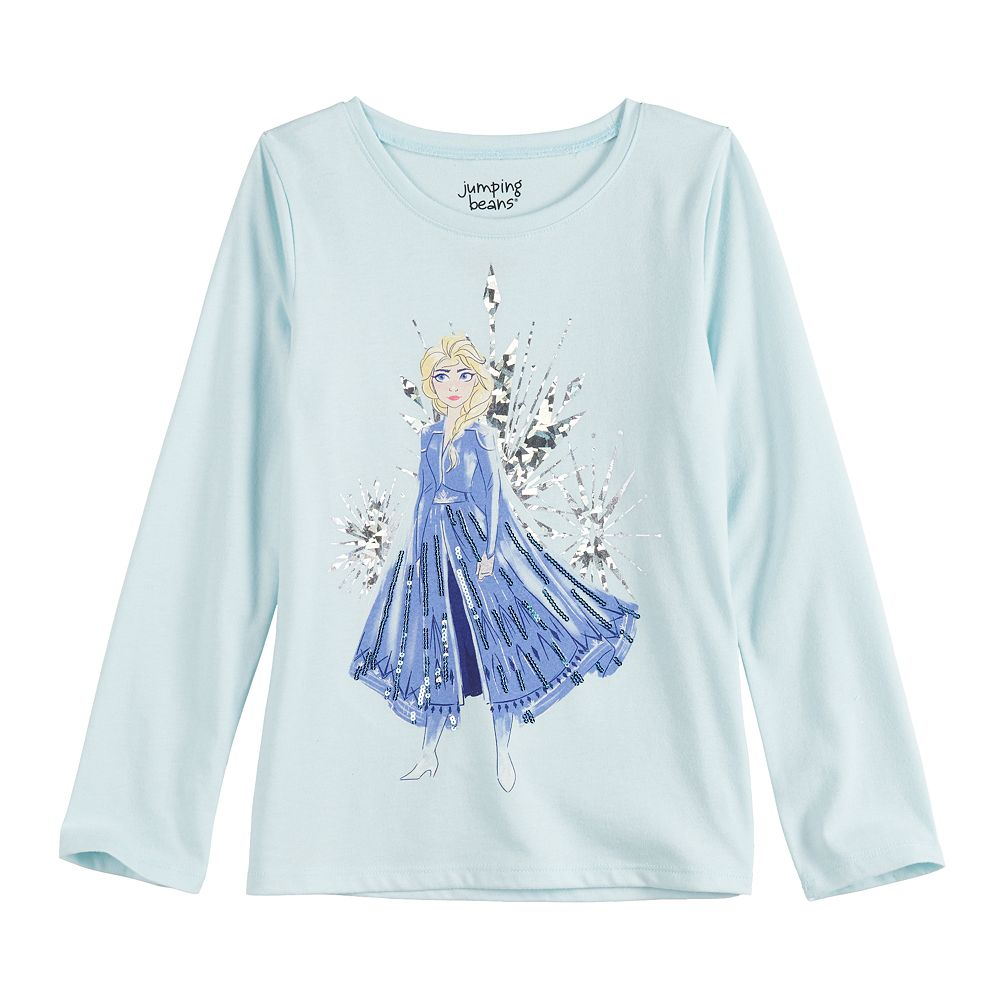 Disney's Frozen 2 Elsa Girls 4-12 Graphic Tee by Jumping Beans®