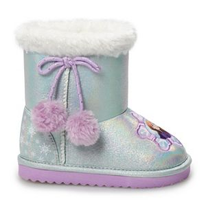 Disney's Frozen 2 Anna & Elsa Toddler Girls' Winter Boots