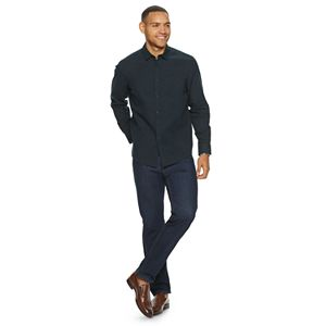 Men's Marc Anthony Regular-Fit Casual Button-Down Shirt