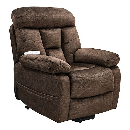 Serta® Rancho LiftChair with Memory Foam Cusion
