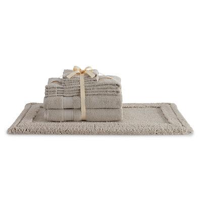 LC Lauren Conrad Organic Cotton 6-Piece Towel Set