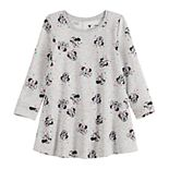 Disney's Minnie Mouse Toddler Girl Fleece Swing Dress by Jumping Beans®