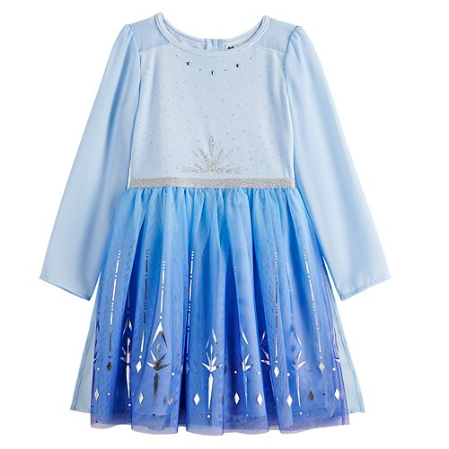 Disney Frozen Character Skirt Set New With Tags Aqua Blue Aged 2