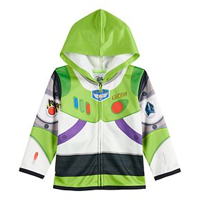 Disney's Toy Story Buzz Lightyear Boy's Costume Hoodie by Jumping Beans®