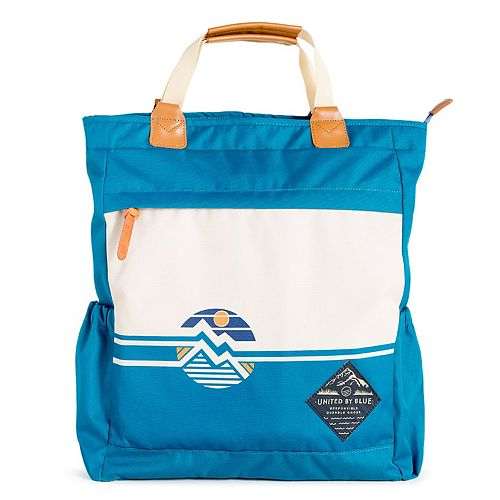 United By Blue Summit Convertible Tote Pack