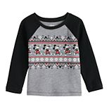 Disney's Mickey Mouse Toddler Boy Long-Sleeve Tee by Jumping Beans®