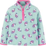 Toddler Girl OshKosh B'gosh® Print Fleece Cozie