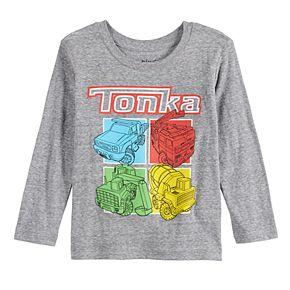 Toddler Boy's Jumping Beans® Tonka Colors Tee