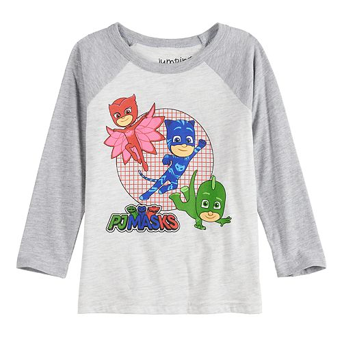 Toddler Boy's Jumping Beans® PJ Masks 3 In a Circle Tee