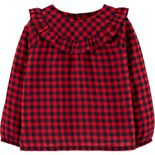 Toddler Girl OshKosh B'gosh® Ruffle Top