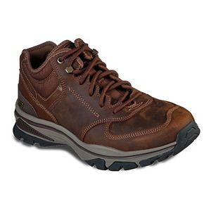 Skechers Relaxed Fit Ralcon Torado Men's Ankle Boots