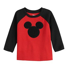 Disney's Mickey Mouse Baby Boy Long-Sleeve Tee by Jumping Beans®