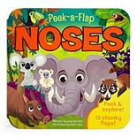 Noses: Peak-A-Flap Picture Book