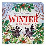 Lift-A-Flap Surprise: Winter In The Forest
