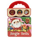 Jingle Bells 3 Button Sound Book