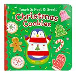 Christmas Cookies For Santa Touch and Feel Book