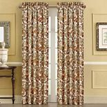 37 West 2-pack August Multi Window Curtains