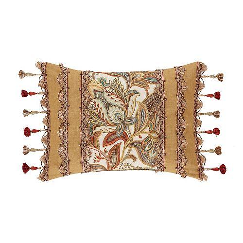 37 West August Multi Boudoir Decorative Throw Pillow
