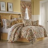 37 West August Multi Comforter Set or Euro Sham