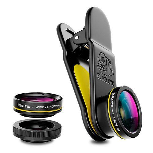 Black Eye G4 Phone Lens (3-pack)