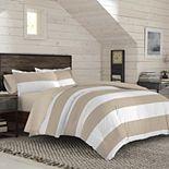 IZOD American Rugby Stripe Comforter Set