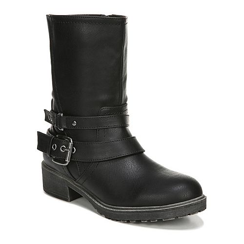 Fergalicious Recall Women's Moto Boots