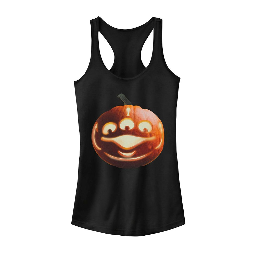 Juniors' Toy Story Alien Pumpkin Carving Tank