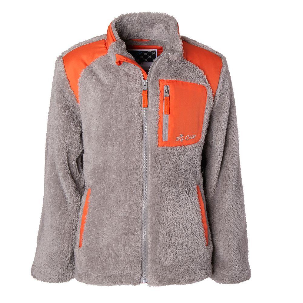 Boys' 4-7 I-Extreme Lightweight Sherpa Fleece Wubby Jacket