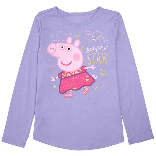 Toddler Girl Jumping Beans® Peppa Pig Graphic Tee