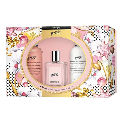 Philosophy Amazing Grace 3 Piece Gift Set by Philosophy