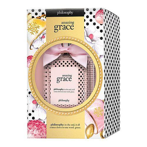 Philosophy Amazing Grace Women's Eau De Toilette Spray Limited Edition Bottle by Philosophy