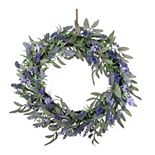 SONOMA Goods for Life® Artificial Lavender Wreath
