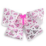 Girls 4-16 JoJo Siwa Pink Stars Holiday Hair Bow
