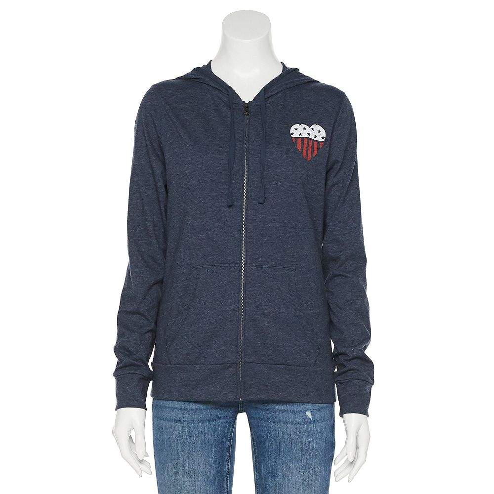 Women's SONOMA Goods for Life® Everyday Zip Hoodie