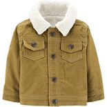 Baby Boy Carter's Corduroy Jacket