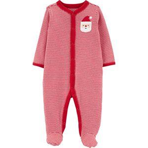 Baby Carter's Santa Snap-up Sleep & Play