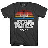 Men's Star Wars Vintage Logo Tee