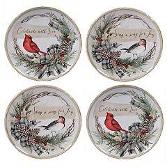 Christmas Plates Kohl S