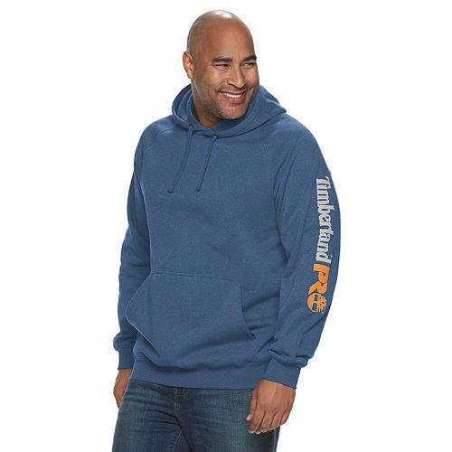 Big & Tall Hood Timberland PRO Regular Fit Honcho Sport Pullover Sweatshirt