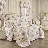 Five Queens Court Chambord Lavender Quilt Set