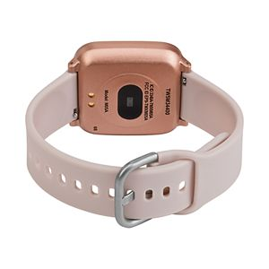 iConnect by Timex Active Women's Square Touchscreen Smart Watch - TW5M34400SO