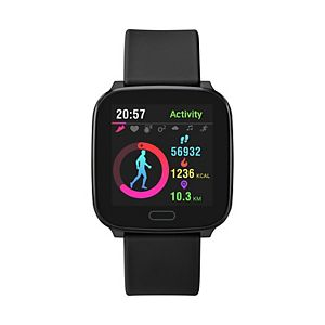 iConnect by Timex Active Unisex Square Touchscreen Smart Watch - TW5M34100SO