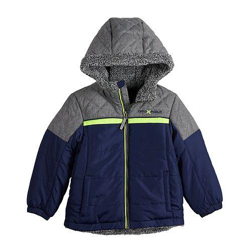 Boys 4-7 ZeroXposur Transitional Jacket