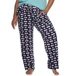 Plus Size SONOMA Goods for Life? Sleep Pants
